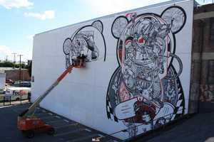 JetSet Graffiti Follows the Pro-Graffiti LA Freewalls Projects