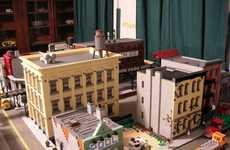 Jonathan Lopes is Recreating Brooklyn out of LEGO Blocks