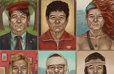 Celeb Character Portraits