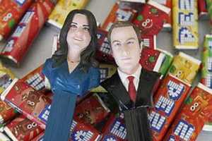 The William and Kate Pez Dispensers Make the Majestic Mundane