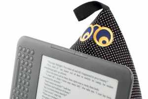 The Book Beanie is the Perfect Stand for Your Gadgets