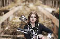 Biker Babe Lookbooks