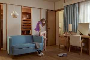The Ben Sandler Series Portrays Household Problems