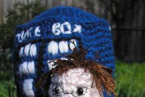 These 'Doctor Who' Crochets are Must-Haves for True Fans