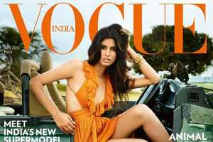 The Vogue India April 2011 Editorial Takes You on Safari