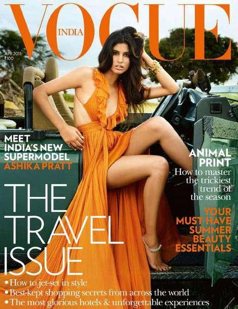 Vogue India April 2011