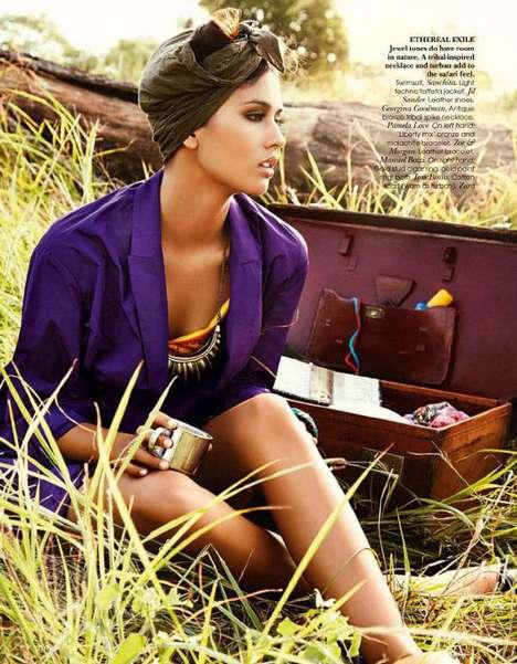 Vogue India April 2011 8