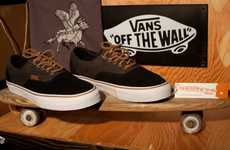 Southwest-Inspired Kicks - Vans x Cowtown Skateboards Era Pro Brings Cowboy Flair to Sneakers