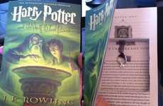 Wizardly Wedding Proposals - This Harry Potter Wedding Proposal is a Page Out of the Book