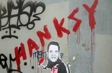 Celeb Graffiti Parodies
