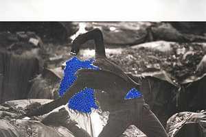 Inge Jacobsen's Thread Series Reincarnates the Idea of Beauty