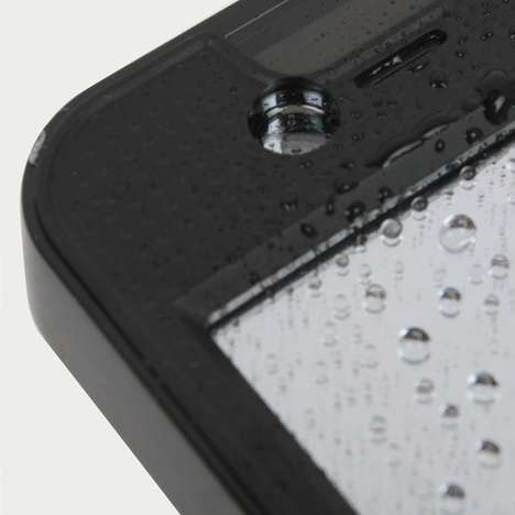 RainBallet Waterproof iPhone 4 Case