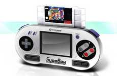 Retro Gaming Devices - Hyperkin Introduces a Handheld Super Nintendo