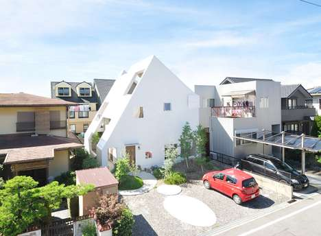 home, Japan, architecture, design