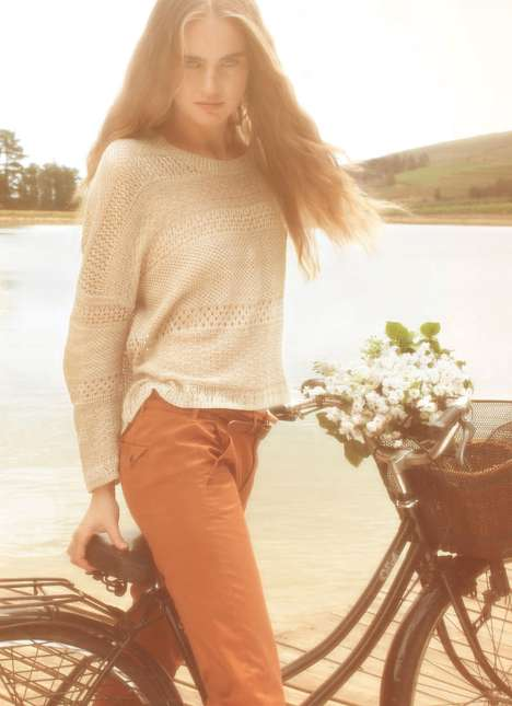 pull & bear spring 2011 campaign
