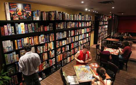 Board Game Cafes - Snakes and Lattes Blends Coffee With Chutes and Ladders