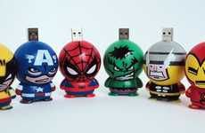 Marvel Comic Memory Sticks