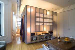Dan Hisel's Z Box is Designed for Room-Less Lofts