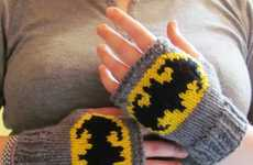 Tinybully Art and Gems Sells Spectacular Comic Book-Inspired Knitwear