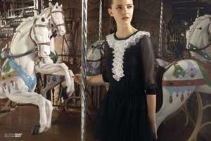Red by Valentino Spring 2011 Collection Adds Flair at the Fair