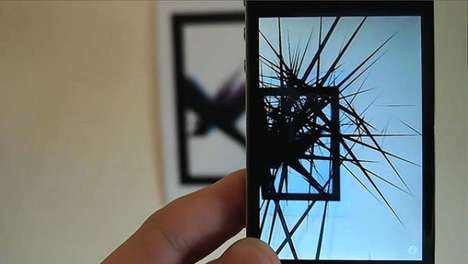Voice-Activated Art Apps - The Konstruct App Usues Augmented Reality to Create 3D Artwork