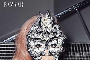 Lady Gaga Shows Her Soft and Pretty Side to Harper's Bazaar