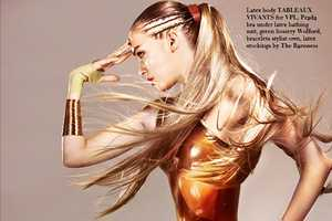Kevin Sinclair Reinvents Fierce Femmes With Marvel Girl Editorial in Vestal