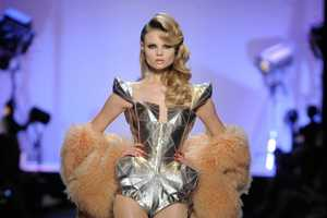 Bold Couture & Fashion Innovation at Jean Paul Gaultier Exhibit