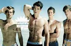 Undacova Underwear 2011 Brings Thrilling Beach Captures