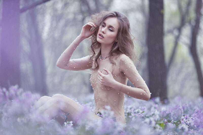Enchanted Ethereal Editorials