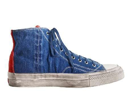 Denim Kicks