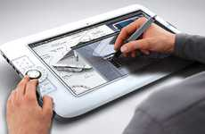 Mobile Designer Tablets - The M Pad is Designed for Modern-Day Designers on the Move