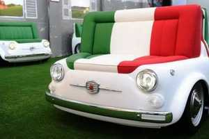 The Fiat 500 Design Collection Pays Homage to the 1957 Fiat 500