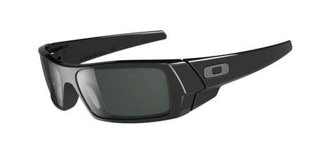 3D Designer Shades - Oakley 3D Gascan Eyewear Provides a Stylish Movie-Going Experience