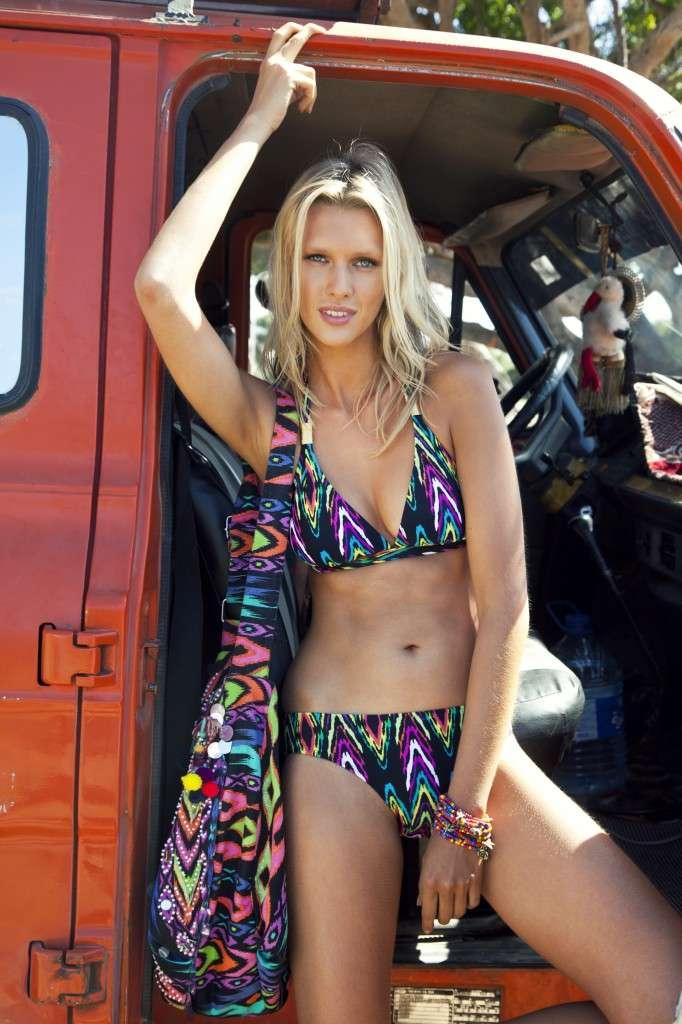 Ultra Vibrant Bikinis