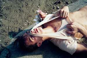 Photographer Alena Jascanka Gets Gritty for Summer 2011