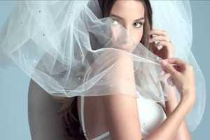 Victoria's Secret Sexy Little Bride Clip Spices Up Marriage