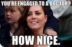 Parodical Princess Memes - Tumblr Site 'Kate Middleton for the Win' is Hysterical