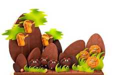 60 Seasonal Easter Chocolates