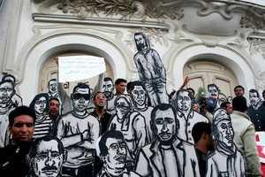 ZOO Project Creates Street Art Dedicated to the Tunisian Revolution