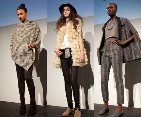 The Suzanne Rae Fall Winter 2011 Collection