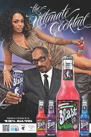 Snoop Dogg Blast by Colt 45