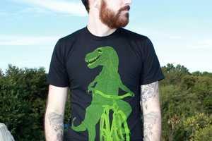Dark Cycle Clothing Creates Hipsterific T-Shirts