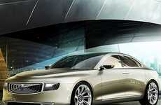 Futuristic Luxury Vehicles