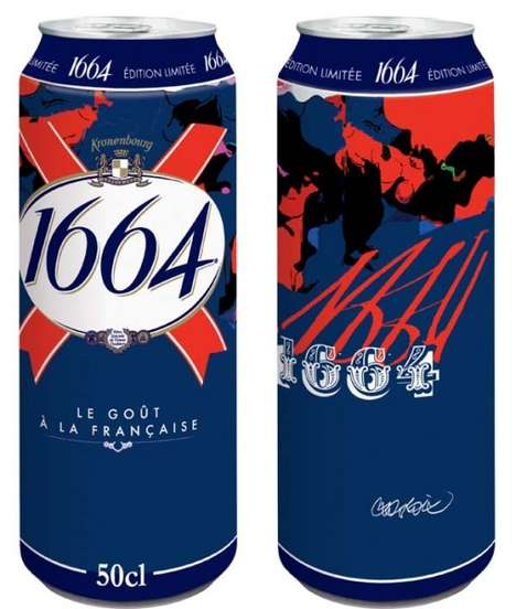 Christian Lacroix for Kronenbourg