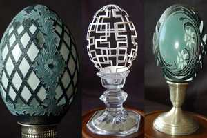 The Bbstudio Eggshell Carvings are Insanely Delicate and Beautiful
