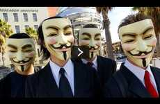 The War Between Anonymous and Sony Rages On