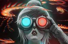 Ry-Spirit Captures a Sensational Sci-Fi World with Anime Inventiveness