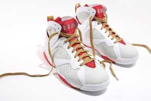 The Air Jordan 7 Year of the Rabbit Puts an Oriental Spin on the Classic Cou