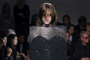 The 2011 Spring/Summer Line by Maison Martin Margiela is Quite Boxy